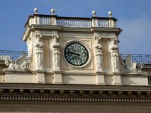 Italy Roma - Creative Commons by gnuckx Royalty Free Stock Photography