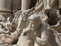 Italy-Roma-Fontana.di.Trevi - Creative Commons by gnuckx Royalty Free Stock Photo