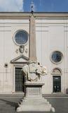 Italy roma Stella das conquistas militares Imagem de Stock