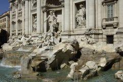Italy, Roma, Trevi fountain Royalty Free Stock Photo