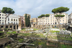 italy roman rome fördärvar royaltyfri fotografi
