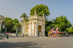 Italy - Rome - Bioparco Royalty Free Stock Photography