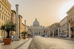 Italy - Rome - City Centre Royalty Free Stock Photo