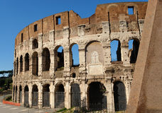 Italy Rome Colosseum Monument Royalty Free Stock Photography