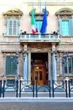 Italy, Rome, Madama Palace, Stock Photography