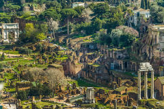 Italy, rome, Royalty Free Stock Photos
