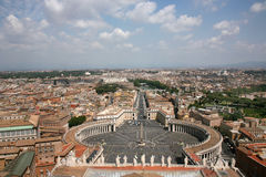 Italy, rome, st. peter's cathedral Stock Photo