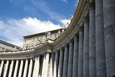 italy rome vatican royaltyfria bilder