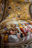 Italy, rome, vatican museums Stock Photography