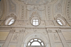 Italy - Royal Palace: Galleria di Diana, Venaria Royalty Free Stock Image