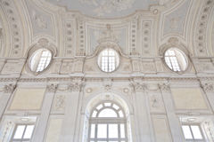 Italy - Royal Palace: Galleria di Diana, Venaria Stock Photo