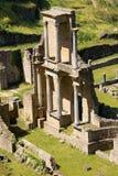 italy rzymski theatre volterra Obrazy Royalty Free