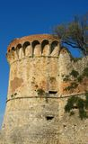Italy San Gimignano Tower Royalty Free Stock Images