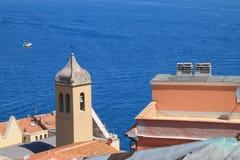 italy santo Porto Stefano Tuscan Fotografia Stock