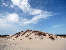 Italy, Sardinia, Carbonia Iglesias, Porto Pino, the dunes beach. Sardinia, Carbonia Iglesias, Porto Pino, the dunes beach Stock Photography