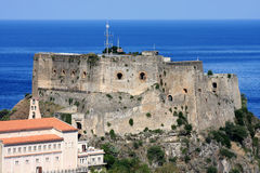 Italy.Scilla Castle, Calabria Royalty Free Stock Photo