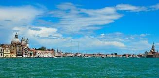 italy seaview venice Fotografering för Bildbyråer