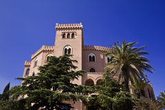 ITALY, Sicília, Palermo Imagem de Stock Royalty Free