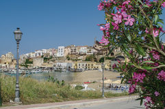 Italy, Sicily, Castellammare del Golfo Stock Photography
