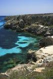 Italy, Sicily, Favignana island. royalty free stock photography