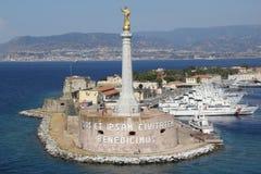 Italy, Sicily, Messina port Stock Photography