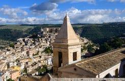 Italy Sicily Ragusa Royalty Free Stock Photo