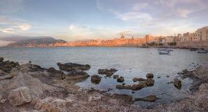italy Sicily Trapani Fotografia Royalty Free