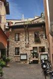 Italy, Sirmione royalty free stock photo