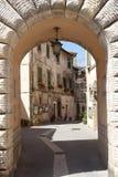 italy sorano Tuscany obraz royalty free