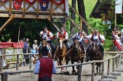 Italy_South el Tyrol Imagen de archivo libre de regalías