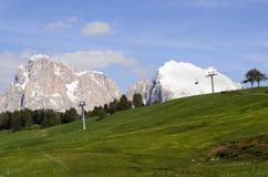Italy_South Tirolo Immagini Stock Libere da Diritti