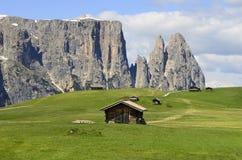 Italy_South Tirolo Immagine Stock Libera da Diritti