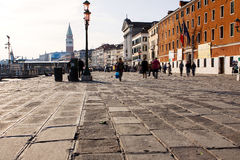 Italy St. Marks Square Stock Photos