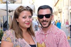 Italy, Summer Jamboree event 2017 Stock Photography