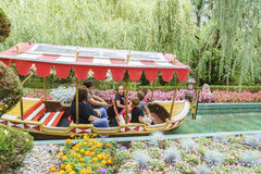 Italy  themed area - Europa Park in Rust, Germany Royalty Free Stock Image