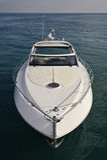 Italy, Tirrenian sea, luxury yacht Rizzardi 45' Stock Photography