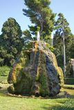 Italy.Tivoli. Villa d Este. Fountain Royalty Free Stock Images