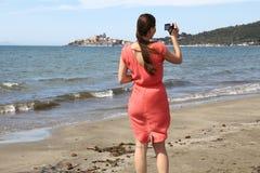 Italy tourist Royalty Free Stock Photo