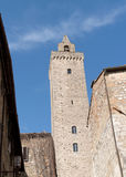 Italy, Tower of San Gimignano Royalty Free Stock Image