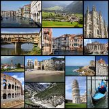 Italy travel Stock Photo