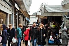 Italy, Treviso city. stock photography