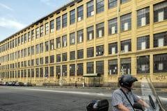 Italy - Turin - ex factory Royalty Free Stock Photos