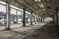 Italy - Turin - ex factory Stock Images