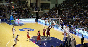 Italy - Turkey 78-69 Royalty Free Stock Image
