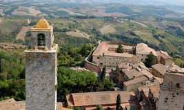 italy tuscany royaltyfri fotografi