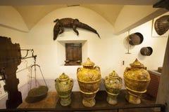 Italy,Tuscany,Camaldoli Monastery. Royalty Free Stock Photo