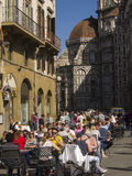 Italy, Tuscany, city of Florence. stock photos