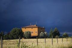 Italy, Tuscany, country house Royalty Free Stock Photo
