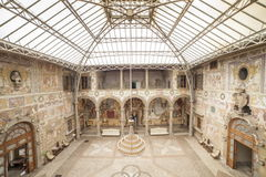 Italy, Tuscany, Florence, Petraia villa. Royalty Free Stock Photo