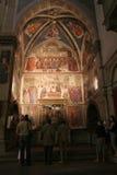 Italy,Tuscany,Florence,Santa Trinita Church. Stock Photos